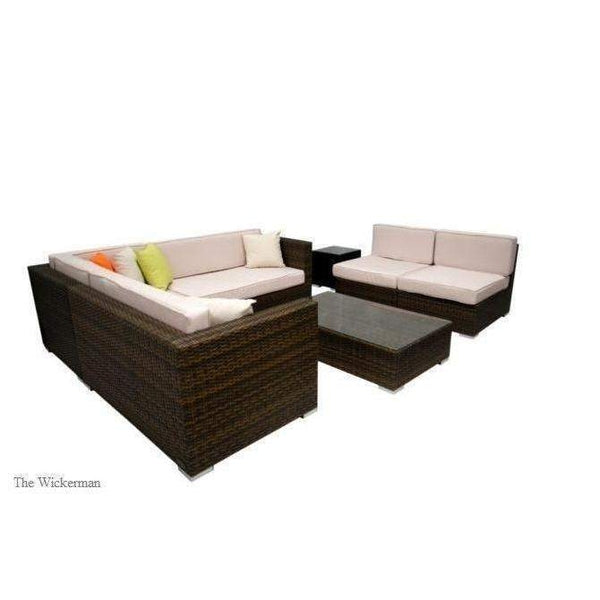 RENZO - OUTDOOR LOUNGE SETTING - The Wicker Man - 14