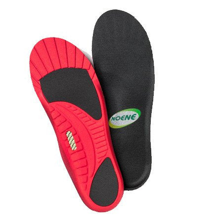 Ergonomic-AC2 Preformed Insoles Carbon-Kevlar