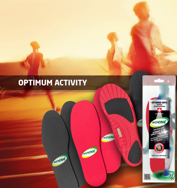 noene optimum activity shock absorbing pack