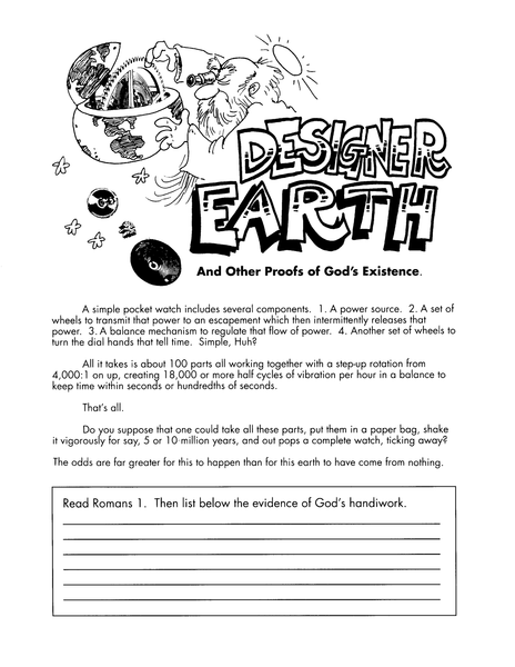 JUMP START ON THE EDGE: How to DEFEND Your Faith Leader Workbook (PDF VERSION)