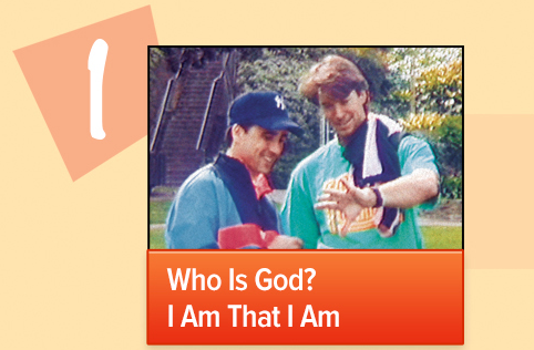 JUMP START (Single Lesson): EDGE 1B - Who Is God? (Video Lesson)