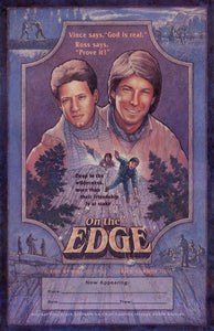 Full color Poster - On The Edge