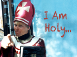 Evangelism 101: I Am Holy