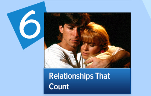 JUMP START (Single Lesson): ICE 6B - Relationships that Count (Video Lesson)