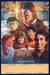 Full color Poster - Thin Ice