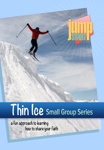 Jump Start Thin Ice: How to SHARE Your Faith (Small Group DVD Series)