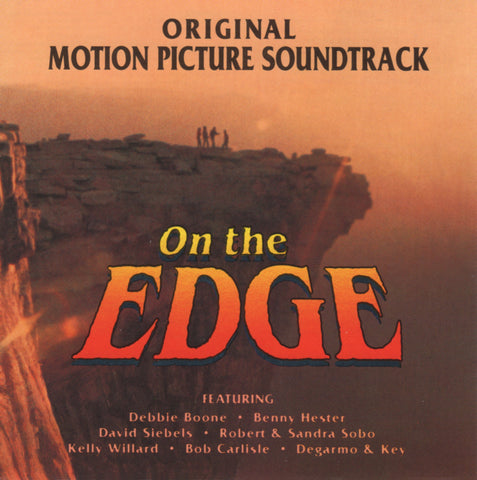 On The Edge Soundtrack CD