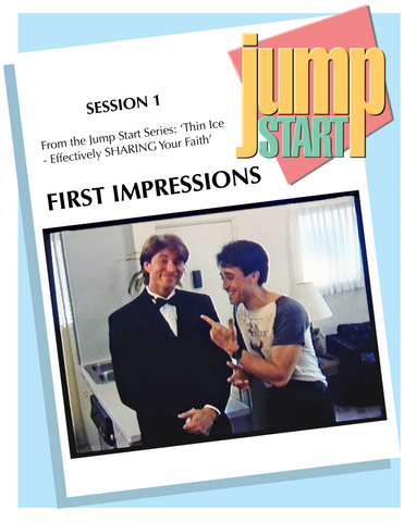 JUMP START (Single Lesson): ICE 1A - First Impressions (Study Guide)