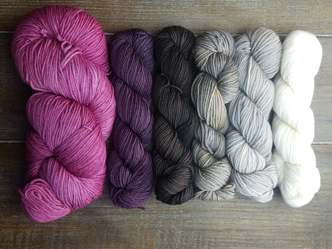 Wonderland Yarns Mad Hatter Combo Kit