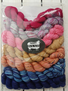Baah Kits - Color Play Scarf