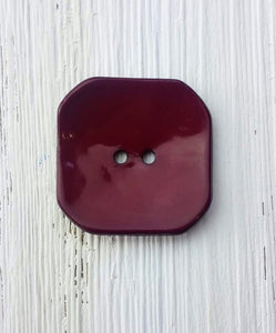 40mm Square button