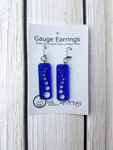 Oink Gauge Earrings