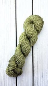 Abyssinian Fingering (Kitty Pride Fibers)
