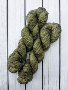Olives and Ivy (Kitty Pride Fibers)