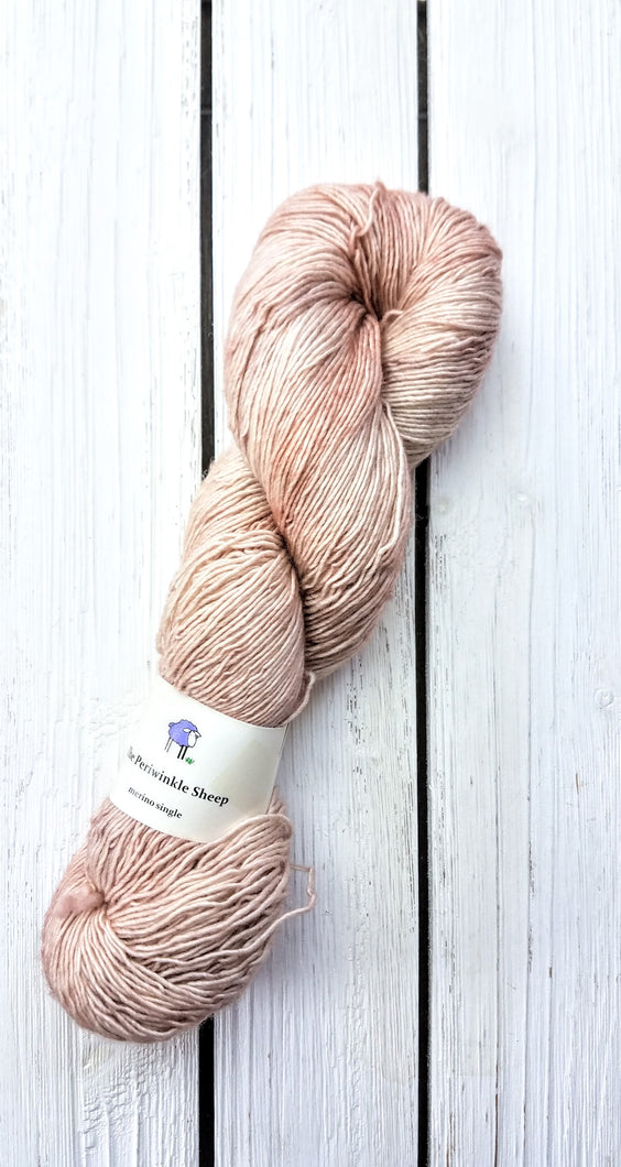 Merino Single (The Periwinkle Sheep)