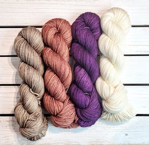 Olive Pink Kits-Casapinka (Kitty Pride Fibers)