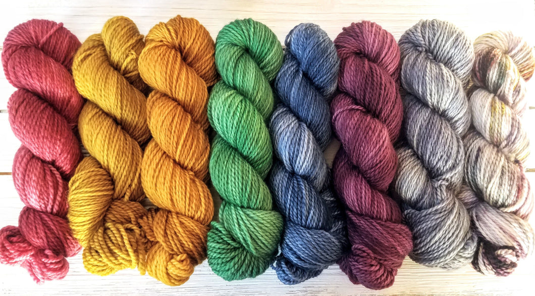 Diversity Collection (Kitty Pride Fibers)