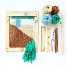 Learn How To Weave Kit: Pop Out Loom & Tools