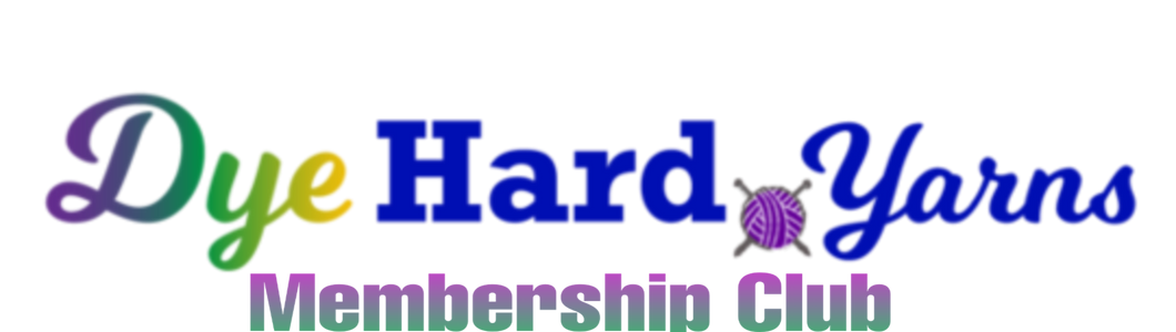 1yr Pre-pay Dye Hard Yarns Membership Club