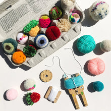 Loome Pom Pom and Weaving Tools