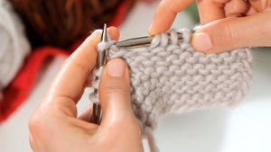 Beginning Knit or Crochet Lessons