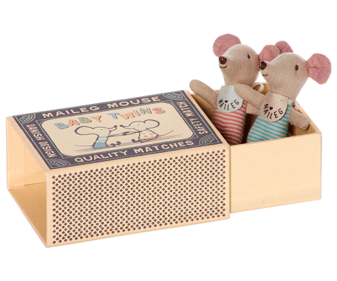 Mice in Matchbox