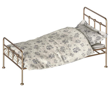 Maileg Vintage Gold Bed