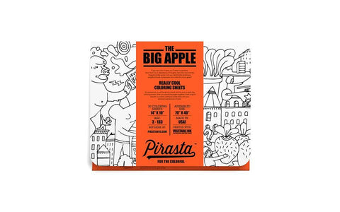 The Big Apple, Coloring Sheets