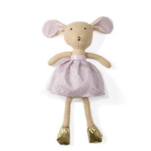 Hazel Village Annicke Mouse in Amethyst Party Dress