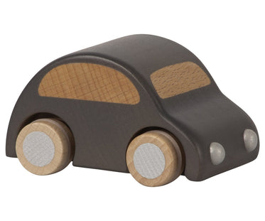 Maileg Wooden Pull-Back Car (Multiple Colors)