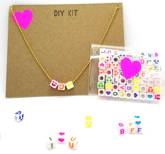 Bottleblond Jewels DIY Necklace Kit