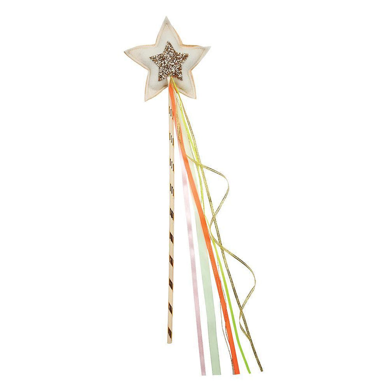 Meri Meri Gold Star Wand