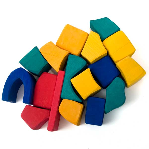 Gluckskafer Free Form Blocks