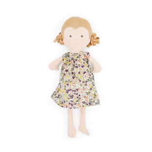 Hazel Village Fern Doll in Tea Party Dress