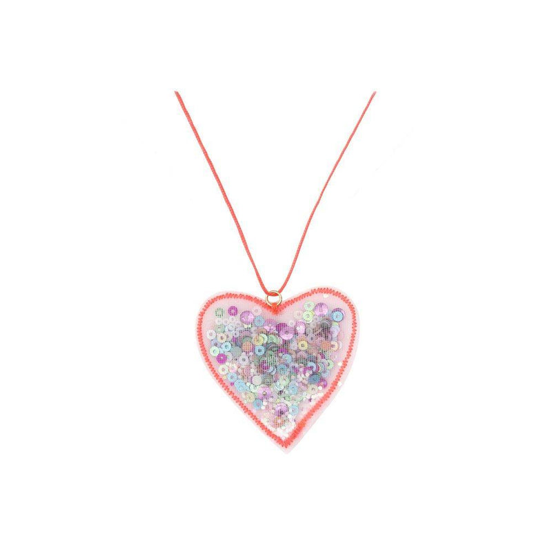 Heart Shaker Necklace