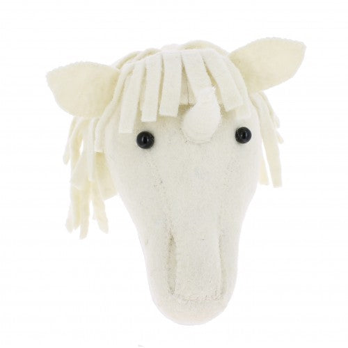 Fiona Walker Mini Unicorn Head