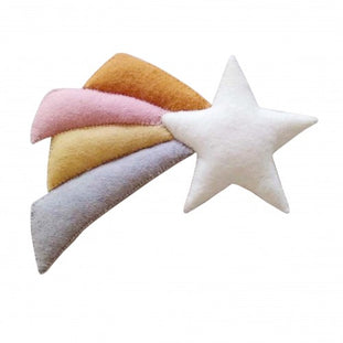 Fiona Walker Pastel Shooting Star Wall Hanging