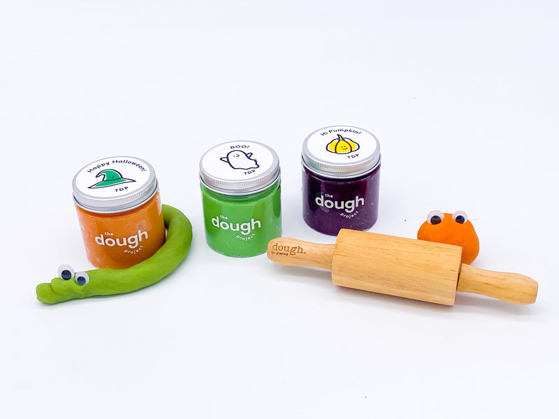 The Dough Project Halloween Gift Set