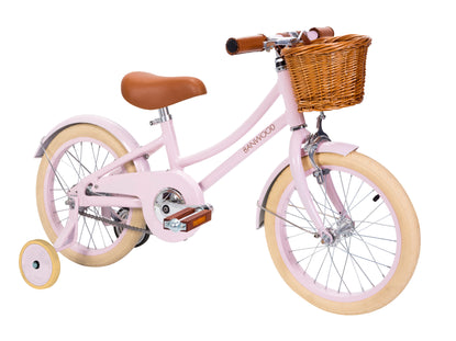 Banwood Pink Pedal Bike