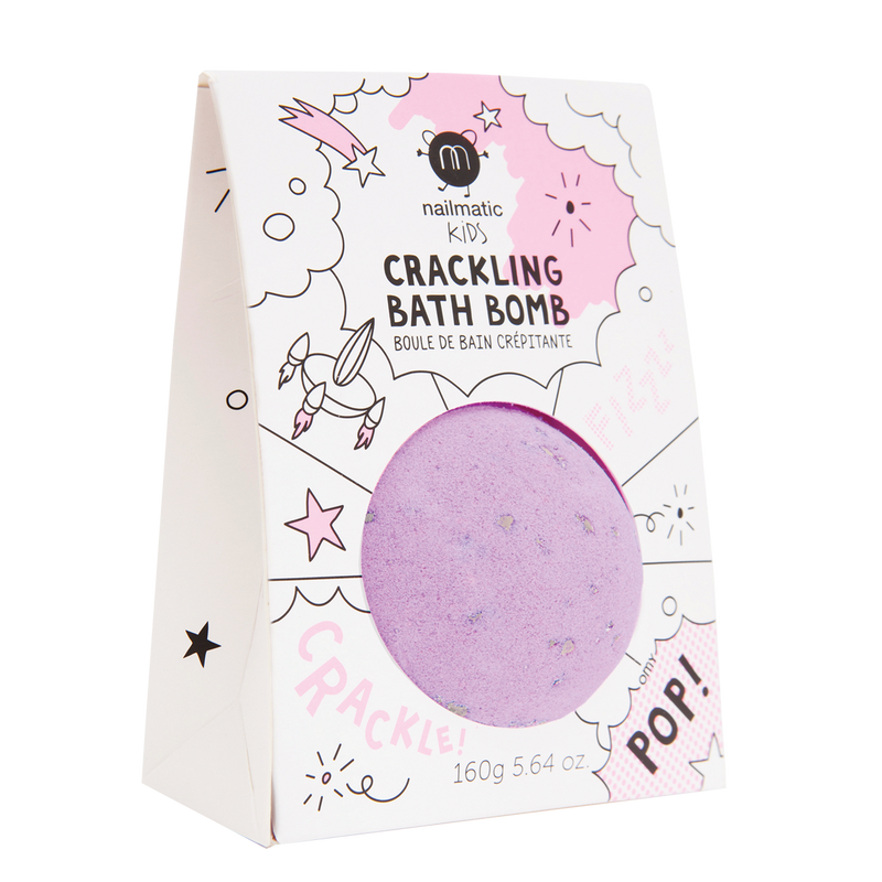 Nailmatic Crackling Bath Bomb