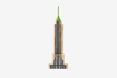Blockitecture® New York City Skyscraper