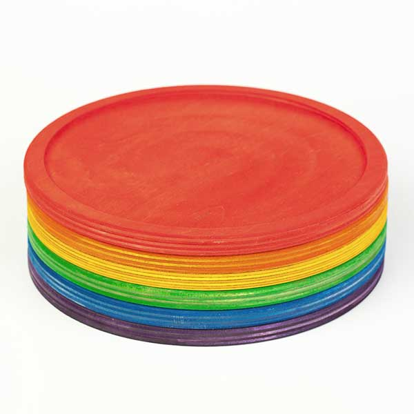 Grapat Rainbow Dishes