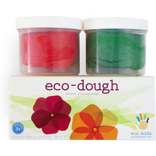 Eco Kids Eco Dough Flower Pack