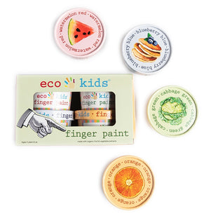 Eco Kids Eco Finger Paint