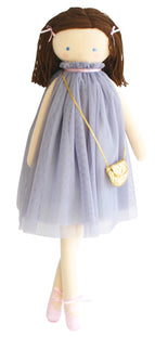 Alimrose Emmy Doll in Mauve