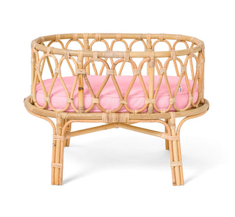 Poppie Crib in Pink