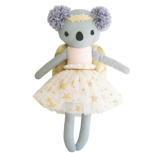 Alimrose Koala Angel Pink Gold