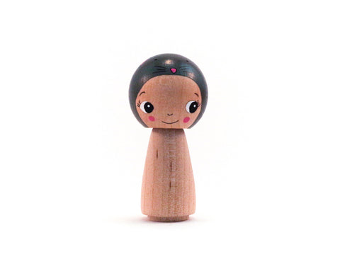 Mouse Peg Doll