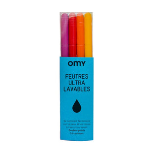 Omy Ultra Washable Markers
