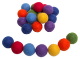 Rainbow Ball & Bowl Set